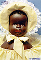 Colored Toddler Girl Doll Type1aK